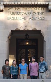 Fejes Toth Lab | Kerckhoff Building | Caltech